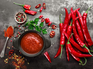 Eating Spicy Food: The Good, The Bad, and The Extremely Hot -