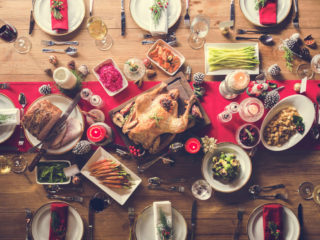 Minimize the Catastrophe of Too Much Holiday Eating