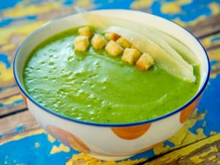 potato-zucchini-and-pea-cream-soup