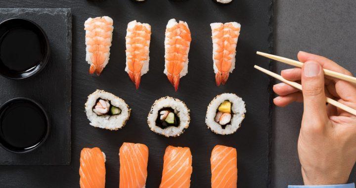 Japanese Tapeworm Found in Alaskan Salmon. Good Bye Sushi?