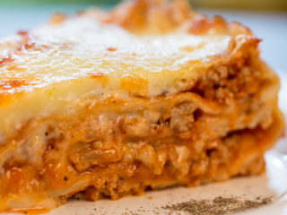 Crepe Lasagna -