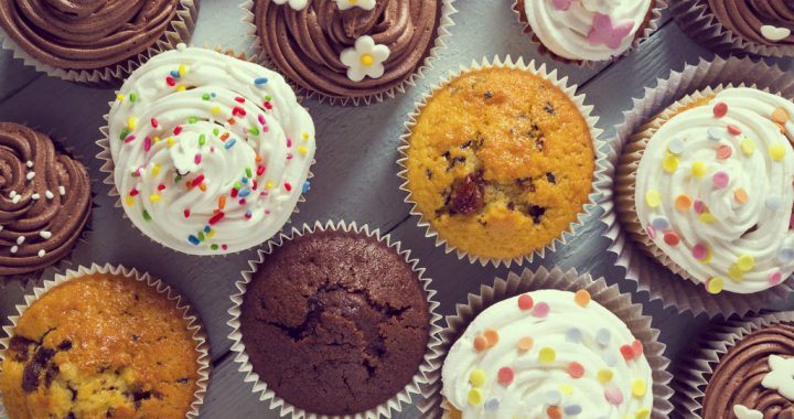 Baking Is Good for You - The Joys of Making Cupcakes