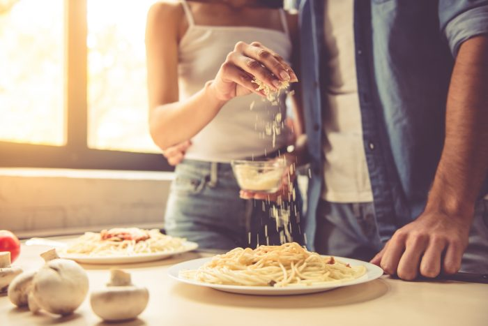 Good News: You Can Eat Pasta and Lose Weight, Study Says