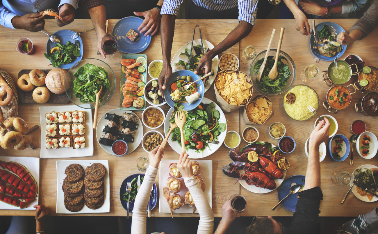 Get with the Program: Home-Cooked Meals for a Healthier Life