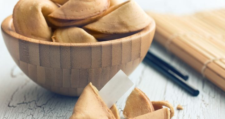 A Brief History of Fortune Cookies and How to Make Them.