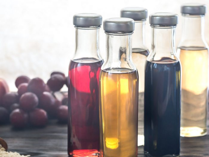 A Short Guide for Vinegar Types. How to Use Each One in the Kitchen.