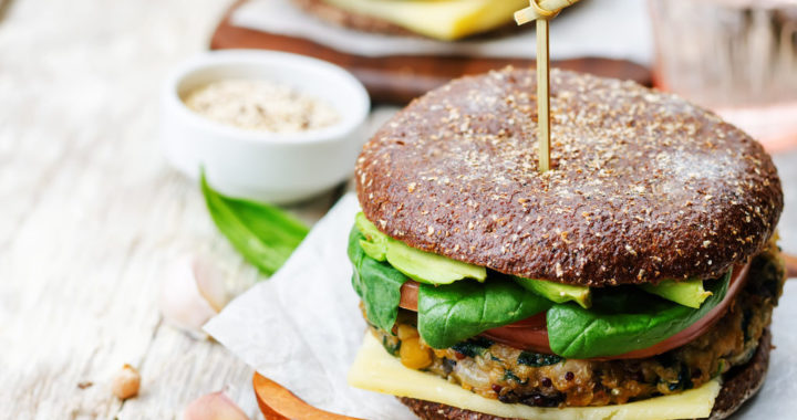 Healthy Burgers Exist! Here's How You Can Make Them at Home.