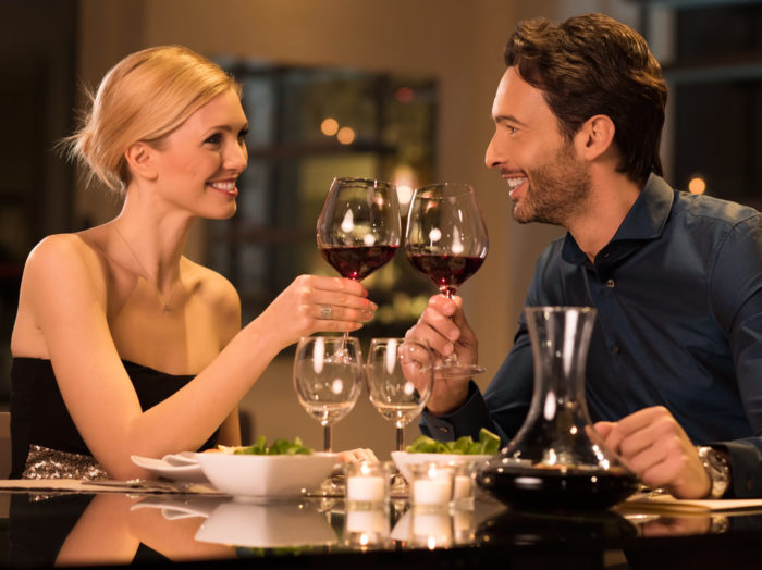 Romantic Meal for Valentine's Day. Tips and Tricks.