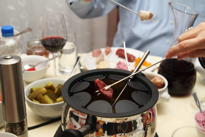 Fondue: The Journey of a Dish from Poverty to Luxury -