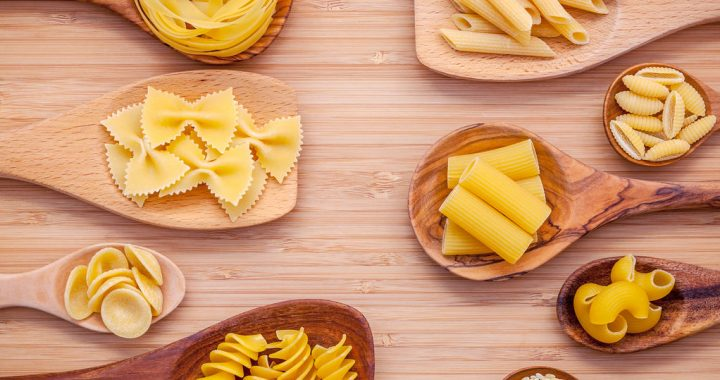 The Most Common Pasta Shapes and How to Pair them with Sauces.