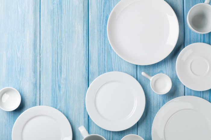 Plate Size, the Potential Key to Weight Loss
