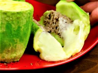 Stuffed Zucchini -