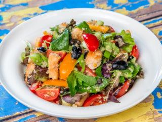 Colorful Chicken Quinoa Salad