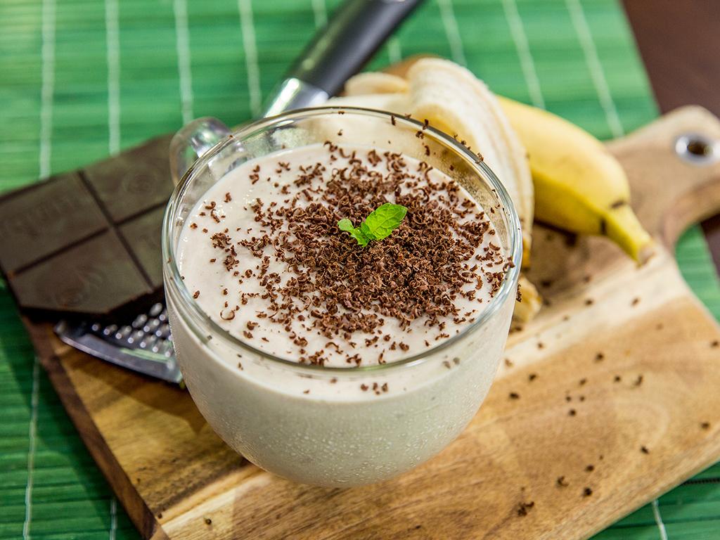Vanilla and Banana Ice Cream