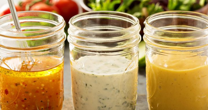The Best Salad Dressings for Any Spring Salad You May Desire