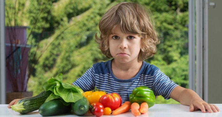 How to Make Your Child Eat Greens - Necessary Tips