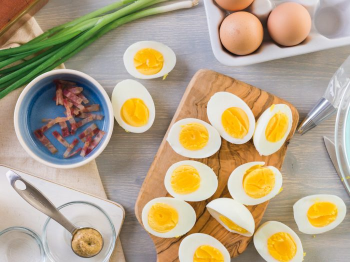 Leftover Hard-Boiled Eggs After Easter? Use Them Wisely -