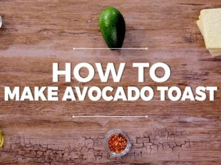 How to Make Avocado Toast Easily