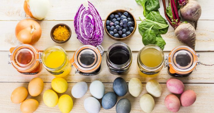 Natural Easter Egg Dyes: Use Ingredients You Have on Hand