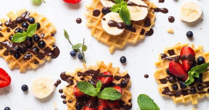 Ways to Eat Waffles