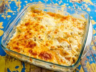 creamy squash casserole