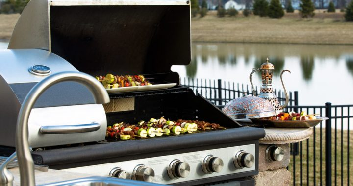 To Use or Not to Use: The Grill Lid