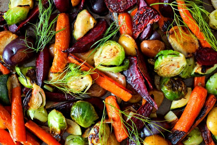 Step Up: Better Roasted Vegetables, as Easy as 1, 2, 3!