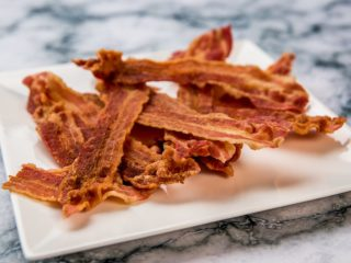 Crispy Microwave Bacon