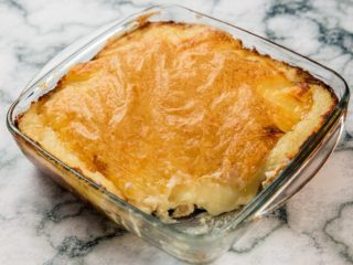 Nile Perch Pie