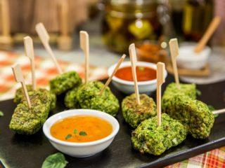 Baked Broccoli Tots