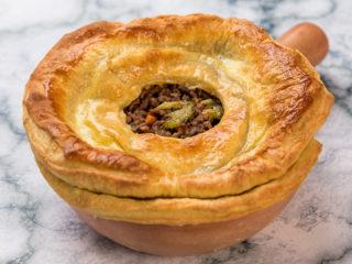 Pork Stew Pot Pie
