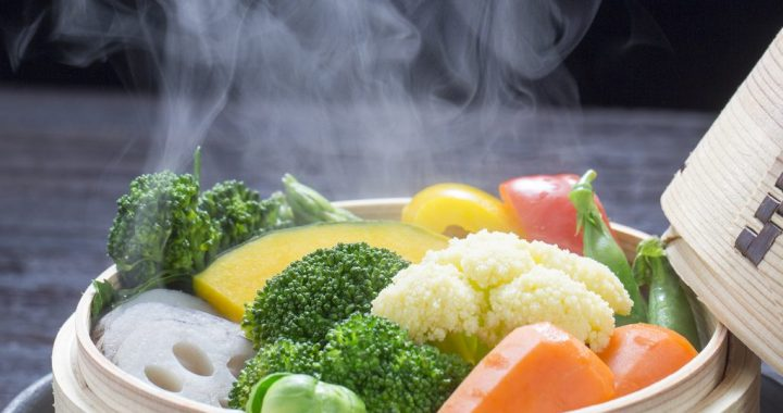 How to Bring More Flavor to Steamed Vegetables