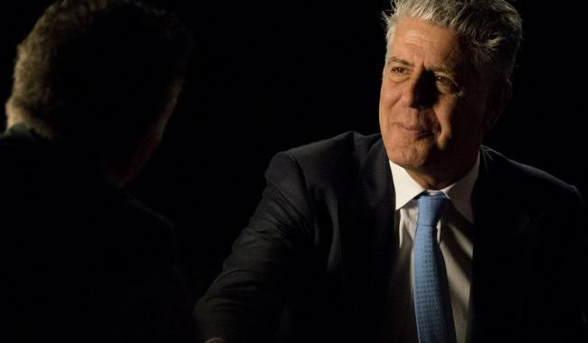 Anthony Bourdain Book To Be Released in May
