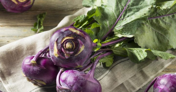 Just the Basics of Cooking with Kohlrabi