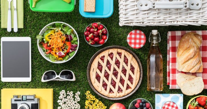 Picnic Snack Ideas for the 4th of July Celebration