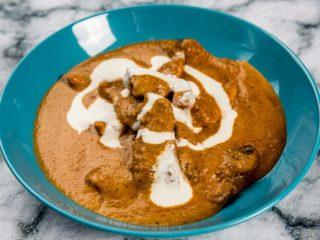 Spicy Butter Chicken with Cashews