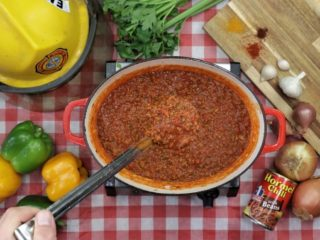 The Heartwarming Story Behind America's 'Best Firehouse Chili'