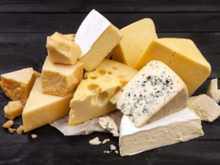 Too Much Cheese in America? How and Why?