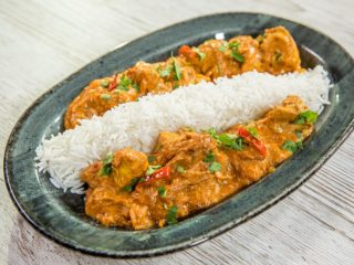 Tikka Masala with Basmati Rice