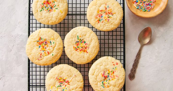 Allergen-Free Baking Guide, For Cookies Without Side Effects