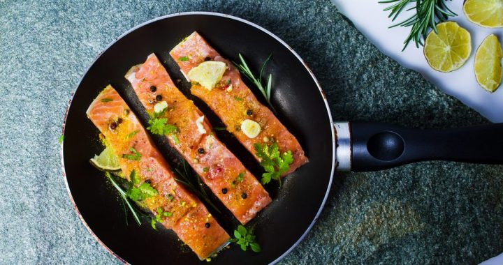 How to Fry Salmon. 6 Steps to Make It Perfect