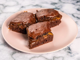 Gooey Chewy Brownies