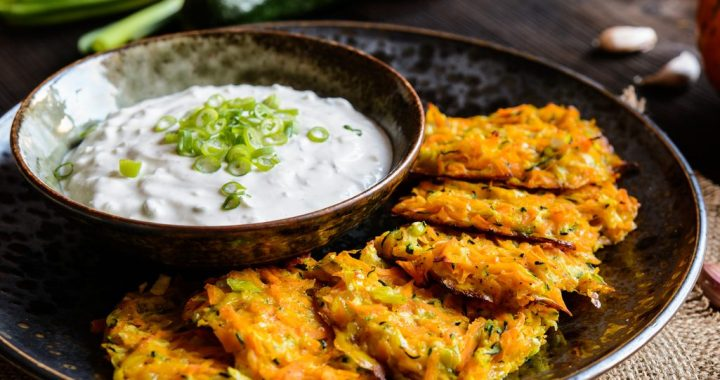 Vegetable Fritters. How to Make Them so You Eat More Veggies