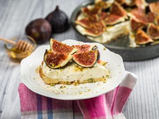 Fig and Cream Cheese Tart