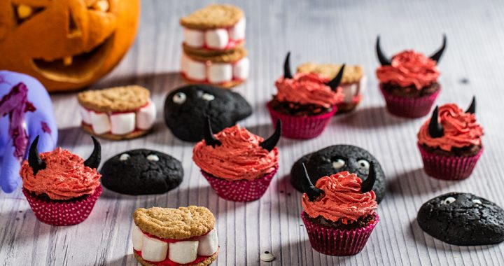 Halloween Cookies and Cupcakes: Try These 3 Items!