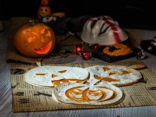 Halloween Flatbread Treats for a Spooky Meal -