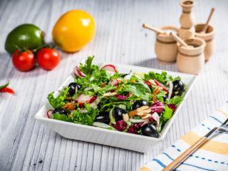 Almond Grape Salad