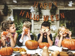 Halloween Snacks to Make with Your Kids