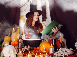 What to Eat at a Halloween Party for Grown-Ups