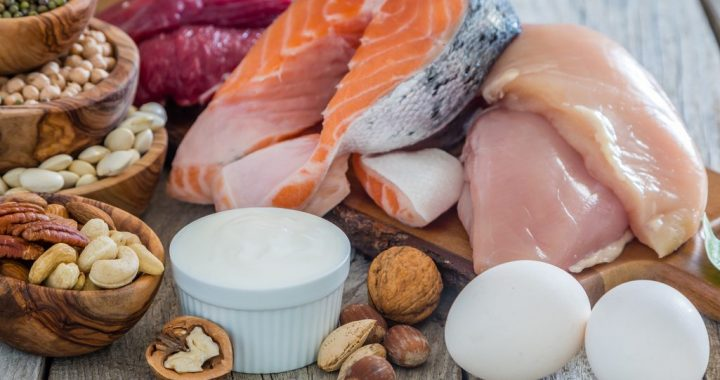 Need a Boost? Here Are the High-Protein Foods to Turn To